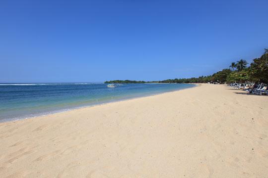 ヌサドゥア ビーチ ホテル & スパ ビーチ(イメージ)