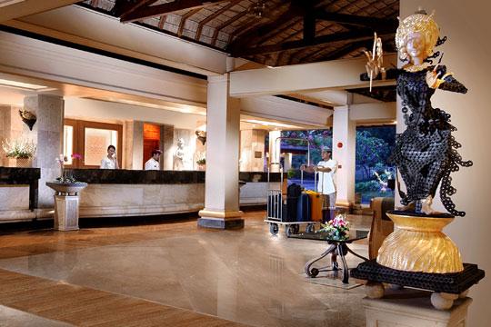 ヌサドゥア ビーチ ホテル & スパ ロビー(イメージ)