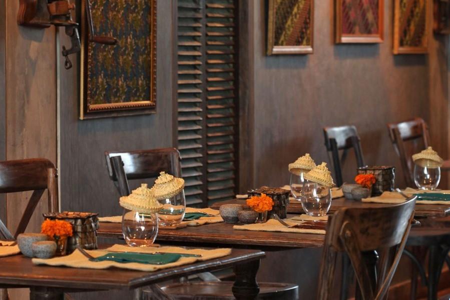 アラヤリゾートウブド レストラン(イメージ)