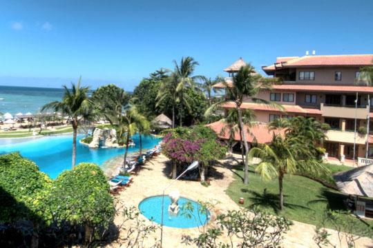 ホテル ニッコー バリ べノアビーチ イメージ画像