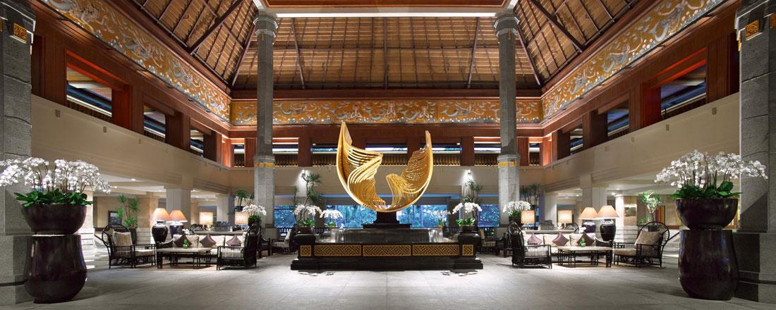 インターコンチネンタル バリ リゾート エントランス(イメージ)