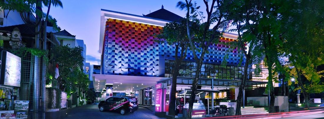 フェイブホテル ・クタ・カルティカプラザ画像