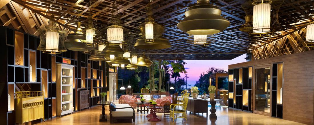 ホテル インディゴ スミニャック ビーチ