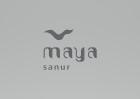 マヤ・サヌール・リゾート&スパロゴ