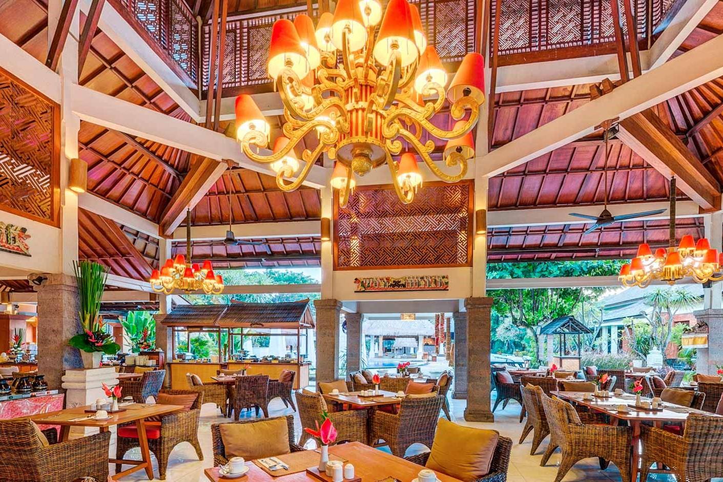 ラマ・ビーチ・リゾート&ヴィラズ レストラン(イメージ)
