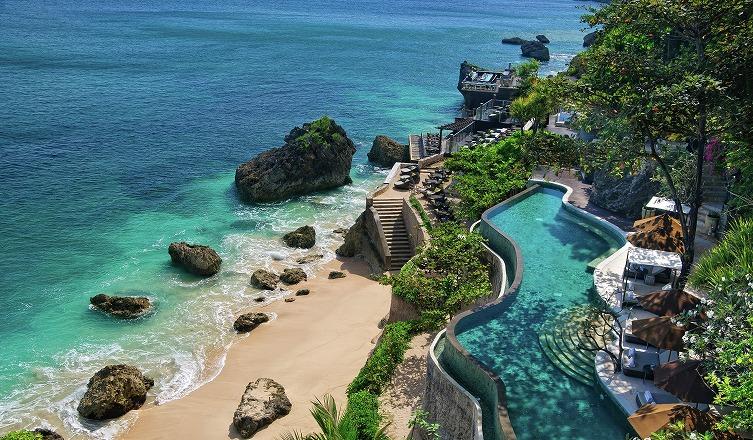 アヤナ リゾート&スパ バリ オーシャンビーチプール(イメージ)