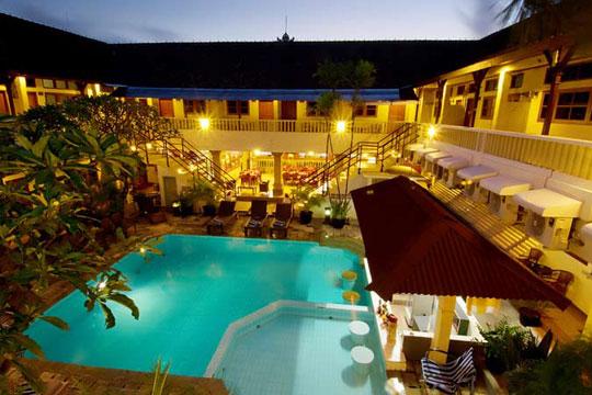 ロサニ ホテル メインプール(イメージ)