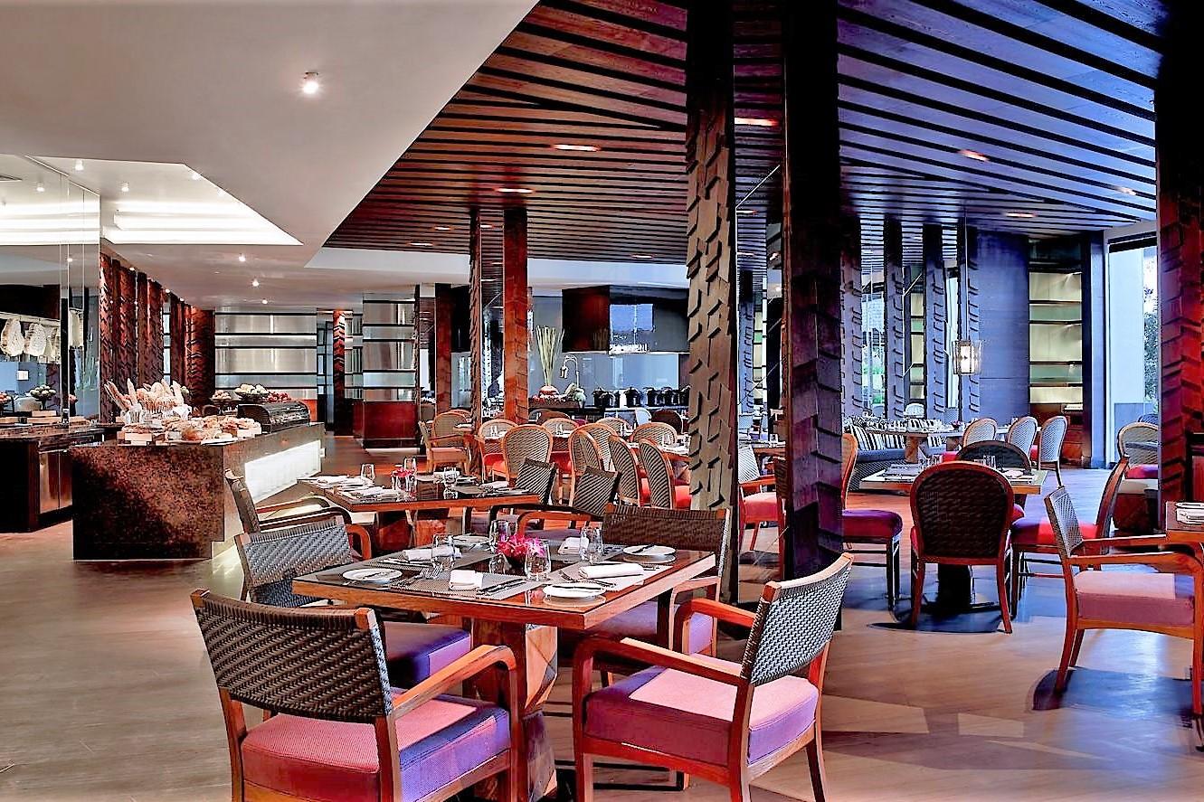 リッツカールトンバリ レストラン(イメージ)
