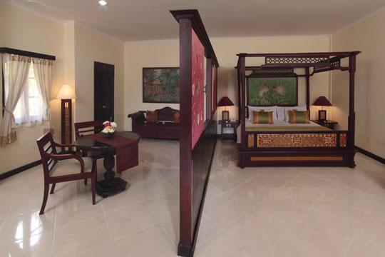 アディダルマ・ホテル スーパーデラックスルーム(イメージ)