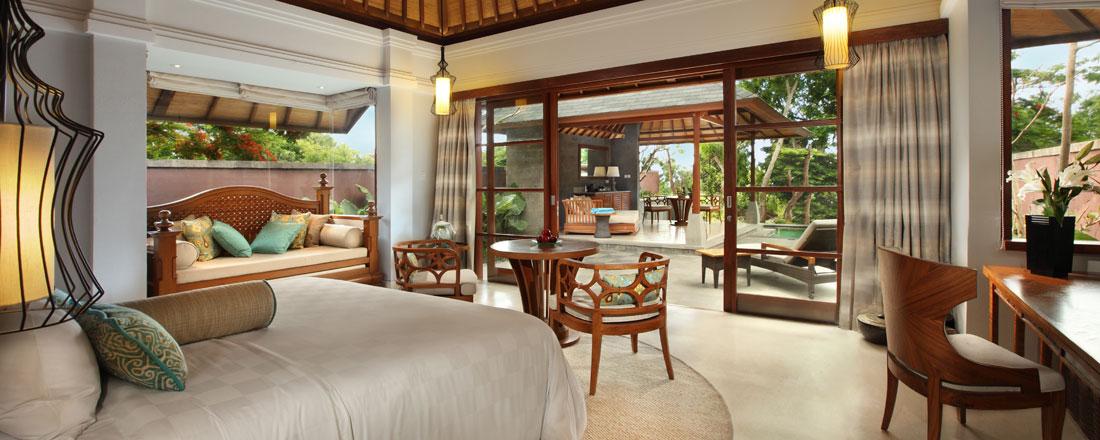 ヒルトン・バリ・リゾート プライベートプール付き1ベッドルームヴィラ(イメージ)