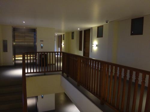 ファミリールーム棟 廊下1