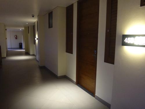 ファミリールーム棟 廊下2